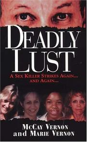 Cover of: Deadly lust