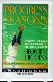 Cover of: The Progress of the Seasons