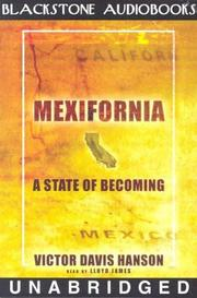 Cover of: Mexifornia |