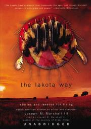 Cover of: The Lakota Way | Marshall, Joseph