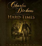 Cover of: Hard Times | Charles Dickens