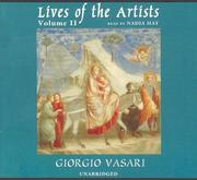 Cover of: Lives of the Artists Vol. 2