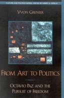 Cover of: From Art to Politics | Yvon Grenier
