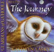 Cover of: Guardians of GaHoole, Book Two: The Journey (Guardians of Ga'hoole)