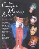 The complete make-up artist by Penny Delamar