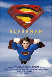 Cover of: Superman Returns
