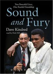 Cover of: Sound and Fury | Dave Kindred