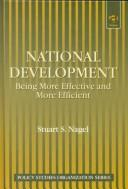 Cover of: National Development