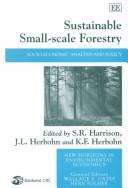 Cover of: Sustainable Small-scale Forestry |
