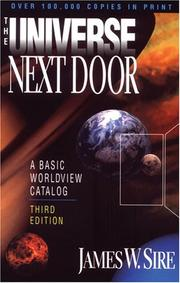 Cover of: The Universe Next Door | James W. Sire