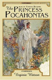 Cover of: The Princess Pocahontas | Virginia Watson
