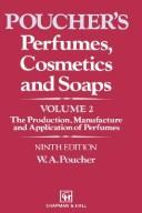 Cover of: Perfumes, cosmetics, and soaps | Poucher, W. A.