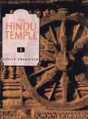The Hindu temple by Stella Kramrisch