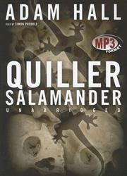 Cover of: Quiller Salamander