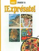 Cover of: iExpresate! | Nancy A. Humbach