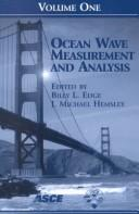 Cover of: Ocean wave measurement and analysis | International Symposium on Ocean Wave Measurement and Analysis (4th 2001 San Francisco, Calif.)