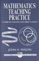 Cover of: Mathematics Teaching Practice