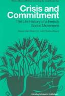 Cover of: Crisis and commitment | Alexander Alland