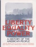 Cover of: Liberty, Equality, Power | John M. Murrin