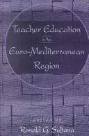 Cover of: Teacher Education in the Euro-Mediterranean Region