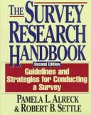 Cover of: Survey Research Handbook