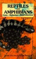 Cover of: Reptiles and amphibians | Elke Zimmermann
