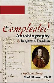 Cover of: The Compleated Autobiography by Benjamin Franklin (Completed Autobiography) | Benjamin Franklin