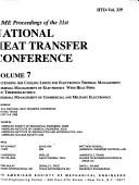 Cover of: Asme Proceedings of the 31st National Heat Transfer Conference (Asme Proceedings of the 31st National Heat Transfer Conferen) | Roger Schmidt