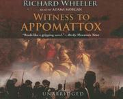 Cover of: Witness To Appomatox