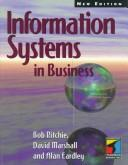 Cover of: Information Systems in Business | Robert Ritchie
