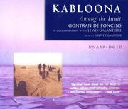 Cover of: Kabloona