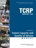 Cover of: Transit capacity and quality of service manual by