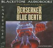 Cover of: Berserker Blue Death