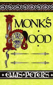Cover of: Monk