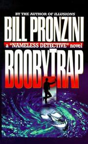 Cover of: Boobytrap: a nameless detective novel