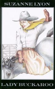 Cover of: Lady Buckaroo | Suzanne Lyon
