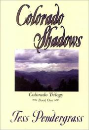 Cover of: Colorado shadows