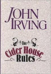 Cover of: The Cider House Rules | John Irving