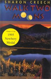 Cover of: Walk Two Moons