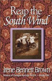 Cover of: Reap the south wind