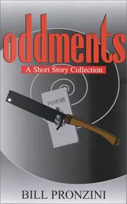 Cover of: Oddments