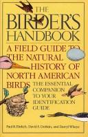 Cover of: The birder's handbook