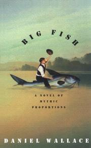 Cover of: Big Fish | Daniel Wallace