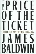 Cover of: The price of the ticket