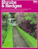 Cover of: Shrubs & hedges