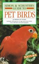 Cover of: Simon & Schuster's guide to pet birds