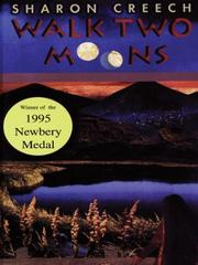 Cover of: Thorndike School Softcovers - Large Print - Walk Two Moons