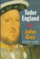 Cover of: Tudor England