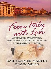 Cover of: From Italy with love |