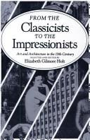 Cover of: From the Classicists to the Impressionists